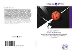 Bookcover of Keith Benson