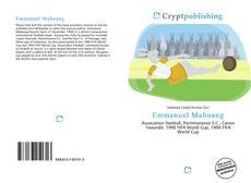 Bookcover of Emmanuel Maboang