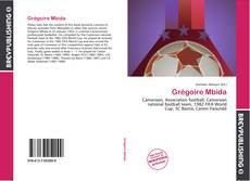 Bookcover of Grégoire Mbida