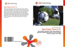 Bookcover of Ajax Cape Town F.C.