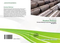 Capa do livro de Konkan Railway