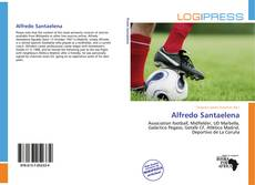 Portada del libro de Alfredo Santaelena