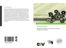 Bookcover of Frank Press