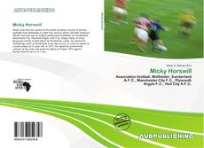 Bookcover of Micky Horswill