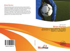 Bookcover of Brian Horton