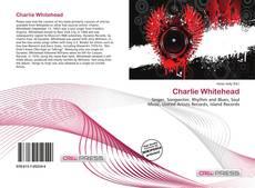 Обложка Charlie Whitehead
