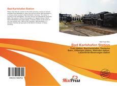 Bookcover of Bad Karlshafen Station