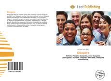Capa do livro de Diaspora