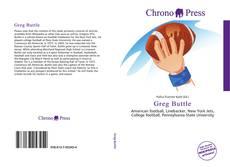 Couverture de Greg Buttle