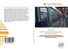 Conference for Progressive Political Action kitap kapağı