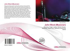 Portada del libro de John West (Musician)