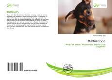 Matford Vic kitap kapağı