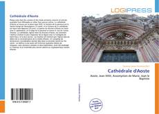 Bookcover of Cathédrale d'Aoste