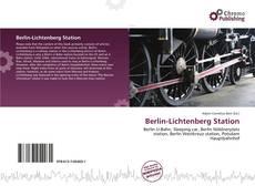 Обложка Berlin-Lichtenberg Station