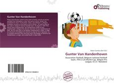 Bookcover of Gunter Van Handenhoven