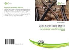 Capa do livro de Berlin-Schöneberg Station