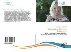 Bookcover of Japonais d'Origine Étrangère