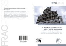 Capa do livro de Cathédrale Saint-Pierre-et-Saint-Paul de Maguelone