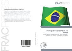 Immigration Japonaise au Brésil的封面