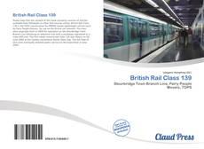 Buchcover von British Rail Class 139