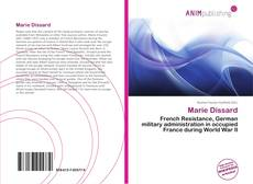 Bookcover of Marie Dissard