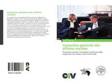 Couverture de Inspection générale des affaires sociales