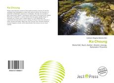 Bookcover of Ka Choung