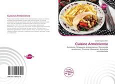 Обложка Cuisine Arménienne