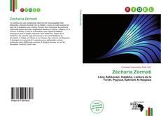 Couverture de Zécharia Zermati