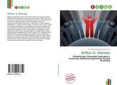Обложка Arthur G. Hansen