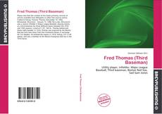 Couverture de Fred Thomas (Third Baseman)