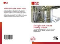 Portada del libro de Broughton-in-Furness Railway Station