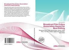 Обложка Broadcast Film Critics Association Award for Best Editing