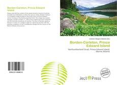 Portada del libro de Borden-Carleton, Prince Edward Island