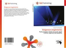 Bookcover of Exigence (ingénierie)