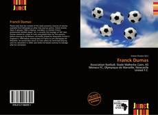 Couverture de Franck Dumas