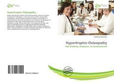 Portada del libro de Hypertrophic Osteopathy