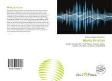 Capa do livro de Marty Kristian
