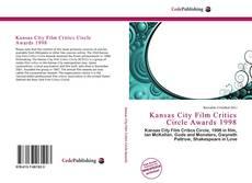 Обложка Kansas City Film Critics Circle Awards 1998