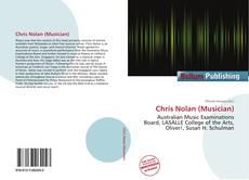Buchcover von Chris Nolan (Musician)