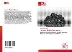 Buchcover von Jaime Robbie Reyne