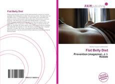 Portada del libro de Flat Belly Diet