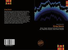 Bookcover of Greg Stone