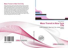 Mass Transit in New York City kitap kapağı