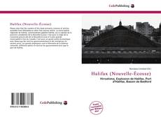 Bookcover of Halifax (Nouvelle-Écosse)