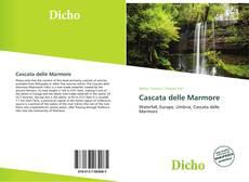 Bookcover of Cascata delle Marmore