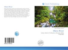 Bookcover of Abava River