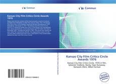 Обложка Kansas City Film Critics Circle Awards 1976