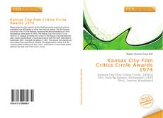 Обложка Kansas City Film Critics Circle Awards 1974
