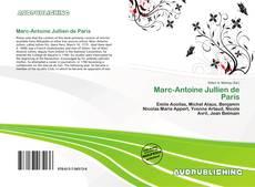 Bookcover of Marc-Antoine Jullien de Paris